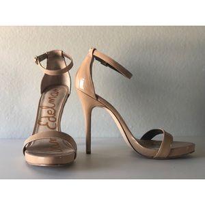 "NWOB Sam Edelman ""Eleanor"" Ankle Strap Heel Sandal"